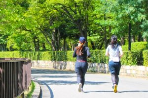 運動、ジョギング