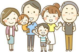 元気な家族