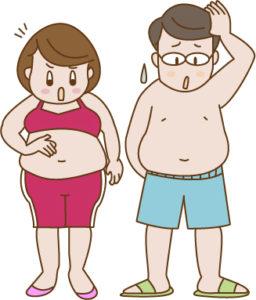内臓脂肪、肥満
